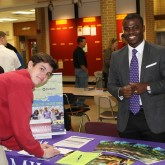 """Class of 2018 Attends """"Take the Next Step"""" Night"""