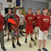 NJROTC Competes in Orienteering Competition