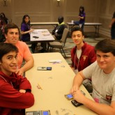 Mathletes Place at Louisiana MA0 State Convention