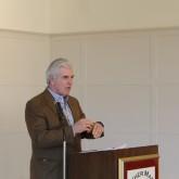 Larry Gibbs '65 CJ Speaks to CGN