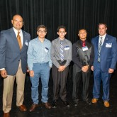 Crusaders Recognized as Scholars at NOHHF Ceremony