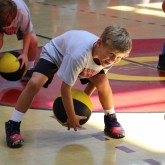 Campers Got  'All the Right Moves' at Basketball Camp