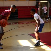 Campers Reach New Heights at Basketball Camps