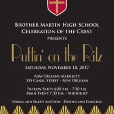 2017 Celebration of the Crest is 'Puttin' on the Ritz