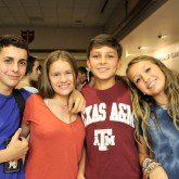 Back to School Dance Draws Hundreds of Crusaders, Friends