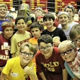 Full House: Brother Martin Hosts Future Crusaders at Discovery Night