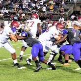 Crusaders Seek Explosive Plays, Game-Changers Against Hahnville Tonight
