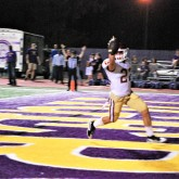 Crusaders Crush Hahnville, 21-6