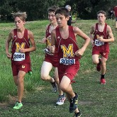 Cross-Country JH Takes Home First, Varsity Second in Separate Meets