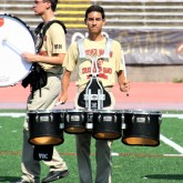 Crusader Drummer Finds His Musical Passion