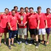 "Team ""Pure Bred"" Wins Flag Football Tournament"
