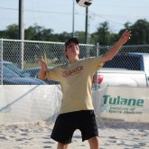 It's a Repeat Win for Beach Volleyball