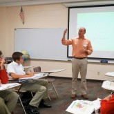 Brother Martin Offers College-Credit History Courses with LSU