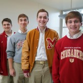 Four Students Chosen for Choral Directors' All-State Honor Choir