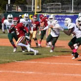 Update- Football Wins Against Shaw on Senior Day