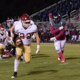 Crusaders Win at Bastrop; Meet Holy Cross in Homecoming Game