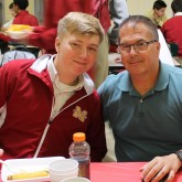 Alumni Dads Attend 10th Grade Alumni Dad Lunch