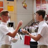 All Saints' Day Liturgy Teaches about Saints
