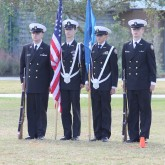 NJROTC Excels for the 50th Annual Military Inspection