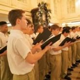 Crusader Chorus Performance at the Hotel Monteleone