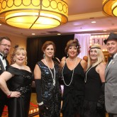 Patrons Step Back in Time for the 2017 Celebration of the Crest