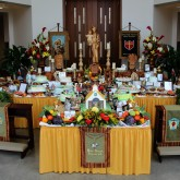 St. Joseph's Day Altar Celebrations at Brother Martin