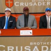 Crusaders Commit on National Signing Day 2018