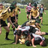 Crusader Rugby Wins Third Game of the Season