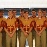 Top-seeded Crusader Bowling Sets School Record