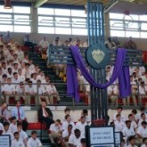 Crusaders Come Together for Lenten Liturgy