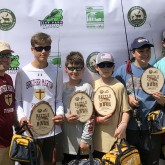 Fishing Club Takes Second Place in Big Bass Rodeo