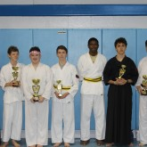 Martial Arts Team Scores Highly in USKA Tournament