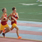 Track & Field Posts Strong Marks at Catholic High Meet