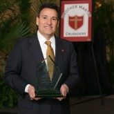 Joseph J. Caruso, Jr. '79 Honored as the 2018 Alumnus of the Year