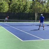 Crusader Tennis Goes 6-0 with Win Over St. Paul's