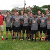 Crusader Ultimate Frisbee Soars in Tournament