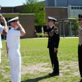 NJROTC Cadets 'Relieve the Watch'