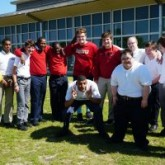 Key Club Kicks-off a Fun Afternoon with St. Michael Special School