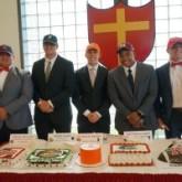 Seniors Recognized in Collegiate Athletic Ceremony
