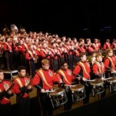 Crusader Band Performs Annual Spring Concert