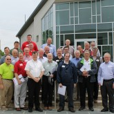 Alumni & Dads Attend Day of Reflection