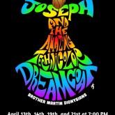 "Dionysians present ""Joseph and the Amazing Technicolor Dream Coat"""