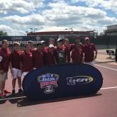 Crusader Tennis Captures State Runner-Up Title
