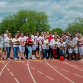 Lacrosse Celebrates Senior Teammates