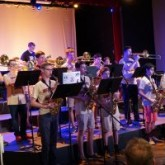 Crusader Bandsmen Showcase Percussion and Stage Band