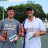 Brother Martin 'Serves' a Successful Tennis Tournament