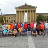 Crusaders Coast through 2018 College Run