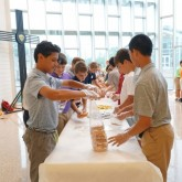 Incoming Students Experience Crusader Life at Summer Enrichment