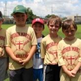 First Week Success of Brother Martin Summer Camp!