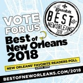 Vote 'Brother Martin' in Best of New Orleans 2018 Contest!